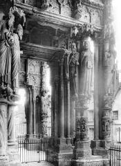 Cathédrale Notre-Dame - Porche nord