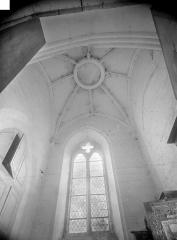 Eglise - Voûte