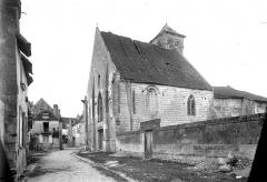 Ancienne église Saint-Laurent - Ensemble sud-ouest