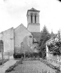 Ancienne église Saint-Laurent - Clocher