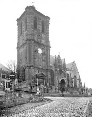 Eglise Saint-Nicolas - Ensemble sud-ouest