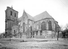 Eglise Saint-Nicolas - Ensemble sud-est