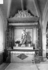 Eglise Saint-Maclou - Retable