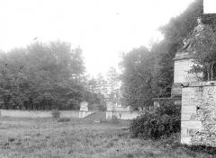 Domaine national de Versailles - Parc : enceinte