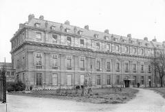Château de Vincennes et ses abords - Bâtiment Louis XIV : ensemble