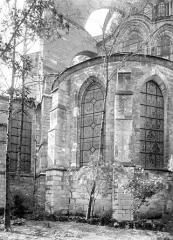 Eglise Saint-Rémi - Chapelle absidiale