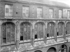 Ensemble archiépiscopal - Façade