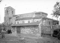 Eglise Saint-Médulphe (ou Saint-Myon) - Ensemble sud