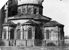 Eglise Saint-Sernin - Abside