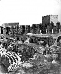 Amphithéatre ou Arènes - Gradins