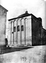 Eglise Saint-Etienne-de-la-Cité - Chevet, côté nord-est