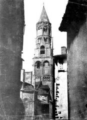 Église collégiale Saint-Léonard - Clocher
