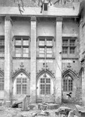 Cathédrale Saint-Gatien - Cloître : travées