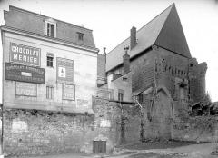 Ancien archevêché, actuellement musée des Beaux-Arts - Façades sur rue