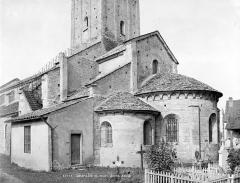 Eglise Saint-Martin - Angle sud-est