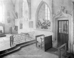 Eglise Saint-Julien - Vue intérieure