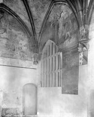 Eglise Saint-Julien - Peintures murales