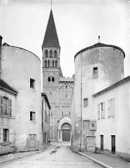 Ancienne abbaye Saint-Philibert - Clocher