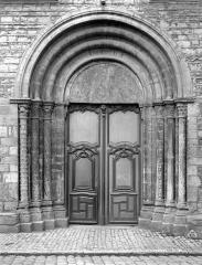 Eglise de la Madeleine - Portail