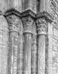 Eglise de la Madeleine - Chapiteaux