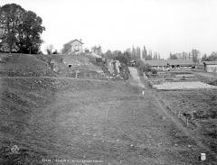 Théatre romain - Vestiges