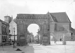 Porte Saint-Nicolas - Vue d'ensemble