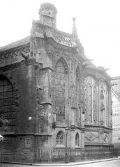Ancienne église Notre-Dame-de-Froide-Rue ou église Saint-Sauveur - Abside, côté sud-est
