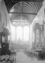 Ancienne église Notre-Dame-de-Froide-Rue ou église Saint-Sauveur - Vue intérieure du choeur