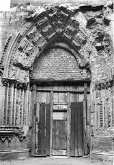 Basilique Saint-Denis - Portail du transept sud