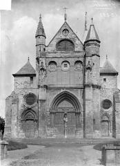 Eglise Saint-Pierre Saint-Paul - Façade ouest
