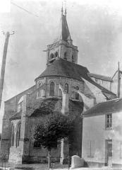 Eglise Saint-Pierre Saint-Paul - Chevet, côté sud-est