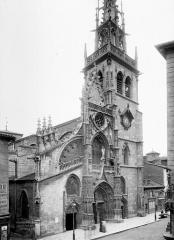 Eglise Notre-Dame-des-Marais - Ensemble ouest