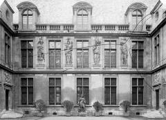 Hôtel Carnavalet - Façade sur la première cour