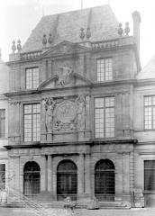 Hôtel Carnavalet - Maison des Drapiers : Façade
