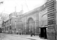 Anciens hôtels de Rohan et Soubise, actuellement Archives Nationales - Portail d'entrée