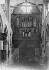 Eglise Saint-Pierre Saint-Paul - Buffet d'orgues