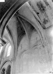Eglise Saint-Pierre Saint-Paul - Voûtes de la nef