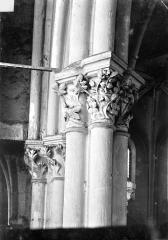 Eglise Saint-Pierre Saint-Paul - Chapiteaux