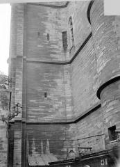Château de Vincennes et ses abords - Donjon : Façade nord