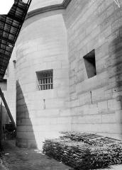 Château de Vincennes et ses abords - Donjon : Soubassement