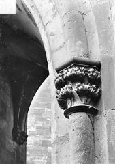 Château de Vincennes et ses abords - Donjon : Chapiteau