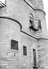 Château de Vincennes et ses abords - Donjon : Façade