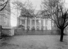 Cloître Saint-Gatien dit La Psalette - Façade sur cour