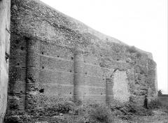 Temple de Vasso Galate (murailles dites des Sarrasins) - Vue d'ensemble
