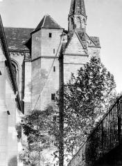 Eglise Saint-Pierre, ancienne cathédrale - Transept sud : Face ouest