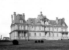 Domaine national : Château de Maisons-Laffitte - Ensemble sud