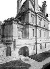 Domaine national : Château de Maisons-Laffitte - Pavillon sud