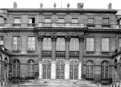 Hôtel de Chenizot - Façade nord
