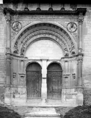 Eglise Saint-Symphorien - Portail de la façade sud