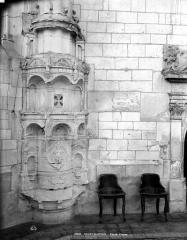 Eglise Saint-Symphorien - Piscine